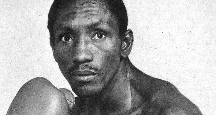 Kid Pambelé consiguió el primer título de boxeo para Colombia.