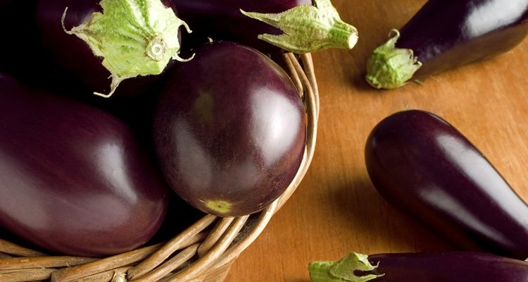 Don't let an iffy aubergine ruin your meal.
