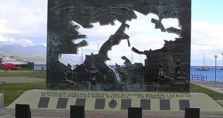 Monumento a los Caídos en la Guerra de Malvinas