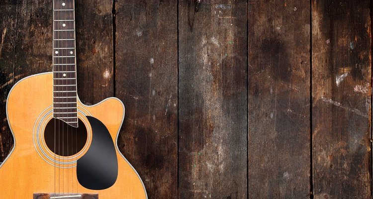 The soundhole helps to amplify the sound on an acoustic guitar, but can be problematic on electro-acoustics.