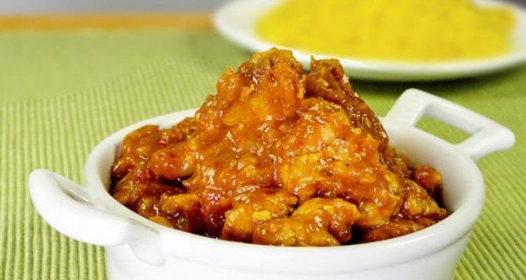 El Vindaloo es denominado el rey de los currys por su extremado picor.