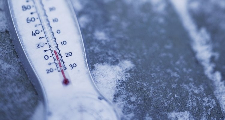 Position an outdoor thermometer properly to ensure accurate readings.