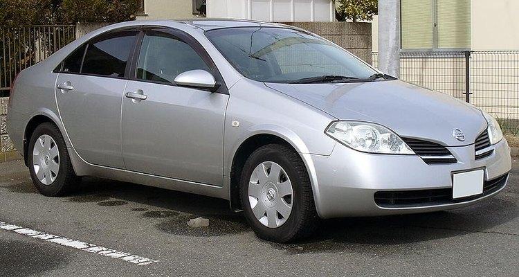 The Nissan Primera was made in Sunderland until 2008.