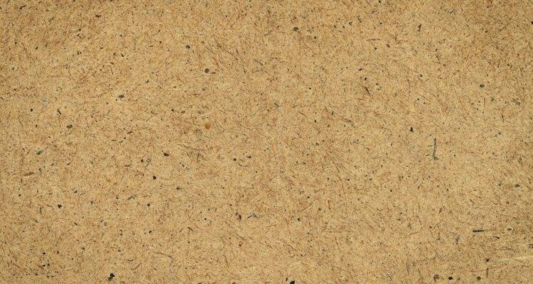 Medium-density fibreboard is a versatile material.