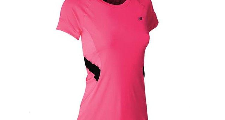Camiseta deportiva con mangas Balance Icefil Short Sleeve.