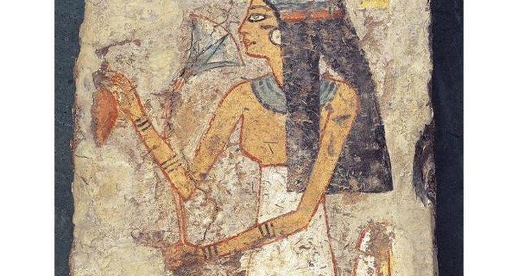 Se cree que Cleopatra usaba perfume.