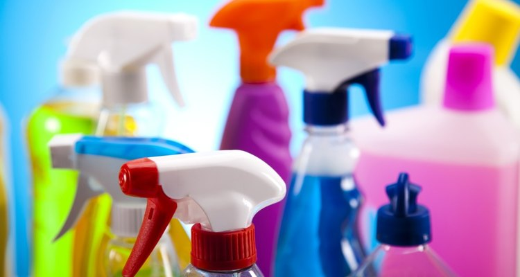 Sulphuric acid is very common in household products.