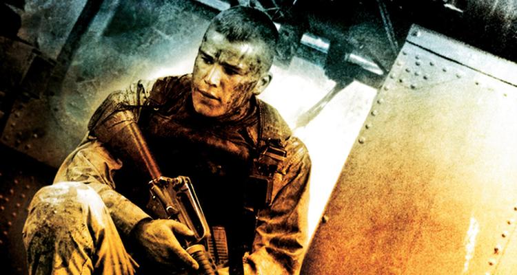 Sargento ranger Matt Eversdmann interpretado por Josh Hartneett.