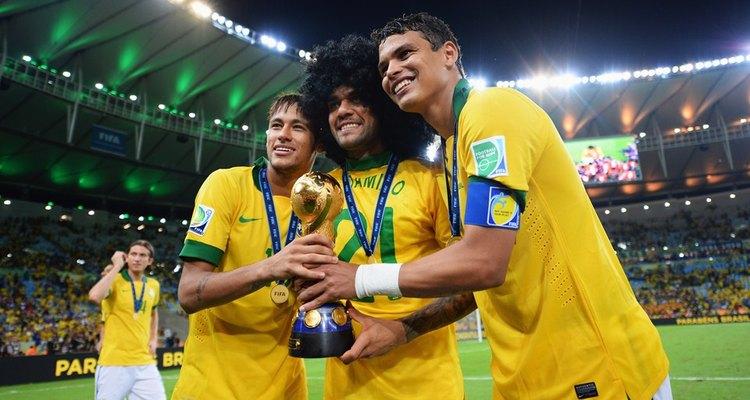 A final da Copa das Confederações de 2013 era de grande importância para os brasileiros