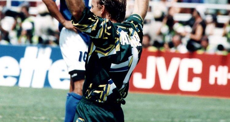 Bebeto e Romário voltariam a entrar para a história da seleção, de forma muito mais importante que em 1989