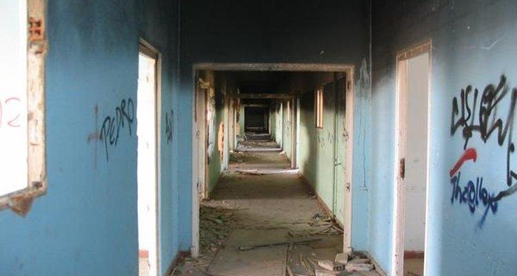 Sanatorio de La Atalaya.