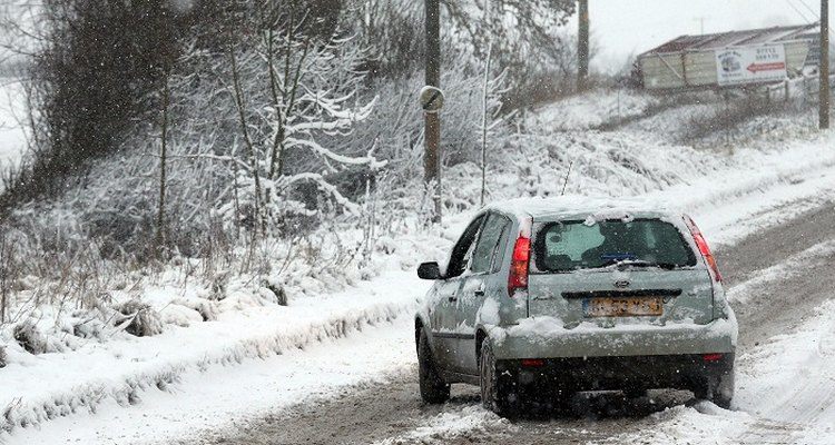 Using the wrong size tyres can reduce road handling, especially in bad weather.