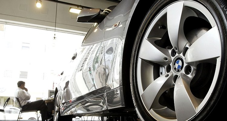 Change the tyre and get your BMW X3 back on the road.