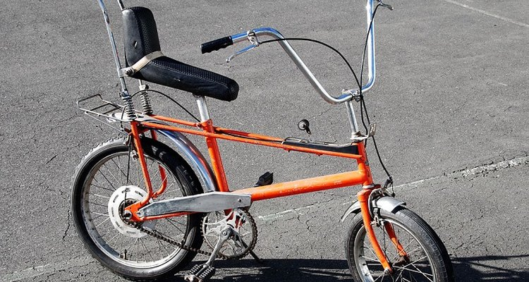 The original Raleigh Chopper is now a fondly-remembered museum piece.