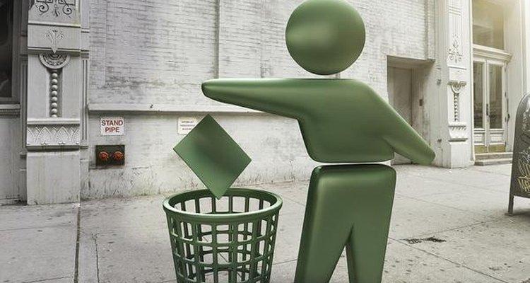 Latas e garrafas não são as únicas coisas que podem ser recicladas