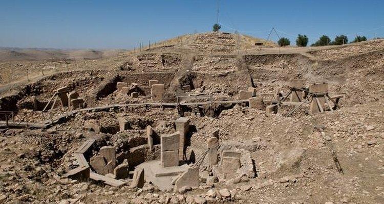 El templo más antiguo del mundo.