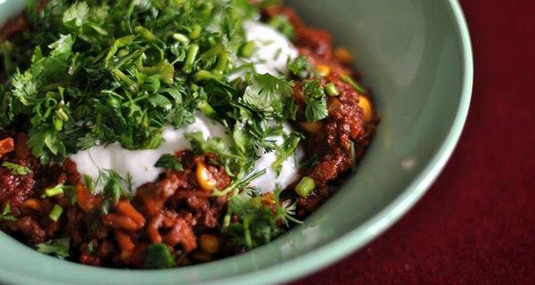 El Chili con carne es uno de los regalos de la gastronomía mexicana.