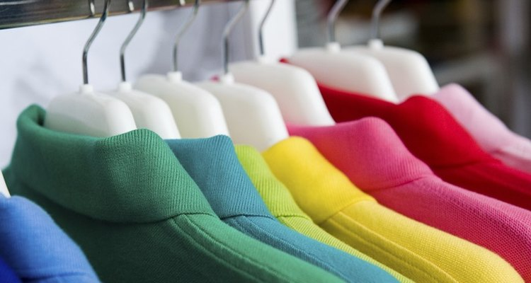 Create your ideal fabric colours by lightening the material.