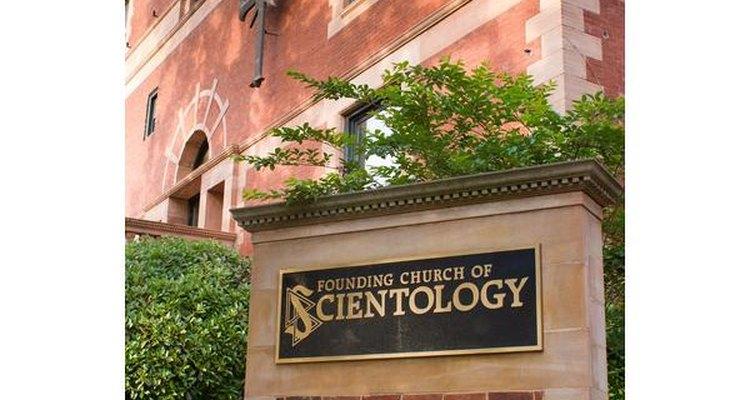 La Iglesia de la Cientología.