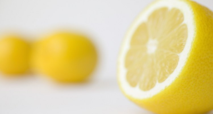 Too much lemon juice can ruin a dish.