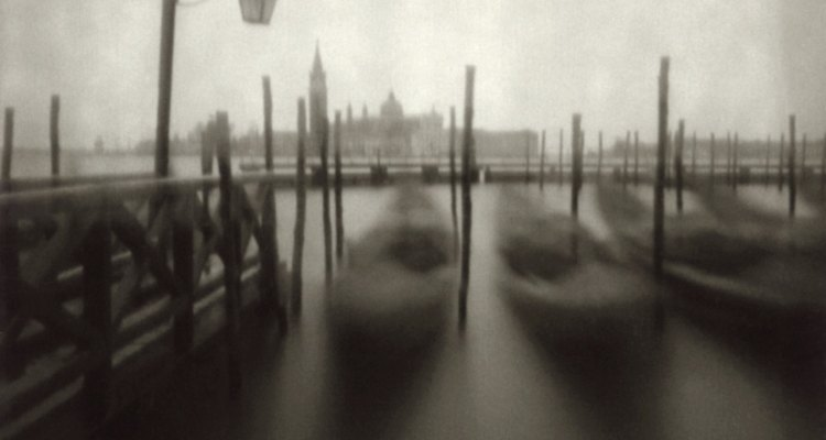 Pinhole cameras offer an exciting alternative to high-tech photography.