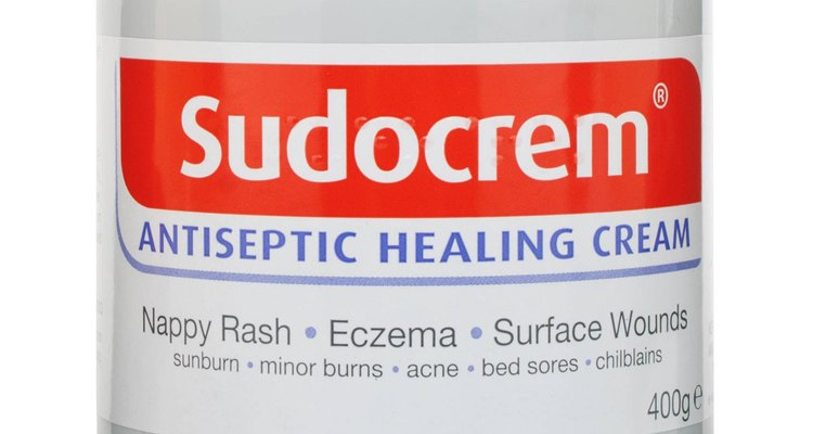 The side effects of sudocrem.