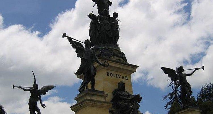 Monumento a Simón Bolívar