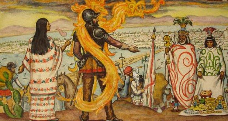 La traición azteca