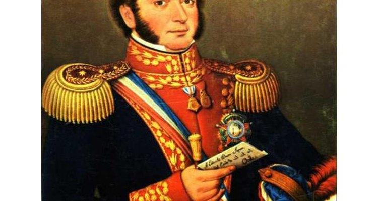 Él fue elegido como el primer gobernador de su país, aunque tuvo que dejar el mandato en 1823 para evitar una guerra civil.