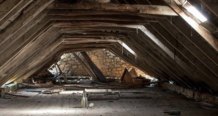 Ventilate your loft to prevent damaging condensation.