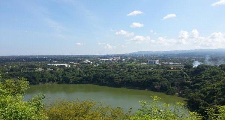 Tiscapa un sitio de importancia histórica en Nicaragua.