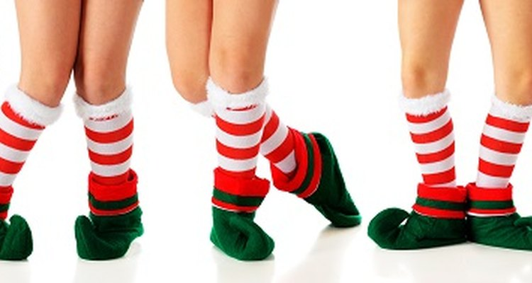 Elf shoes should be beautiful enough for an elf to wear.