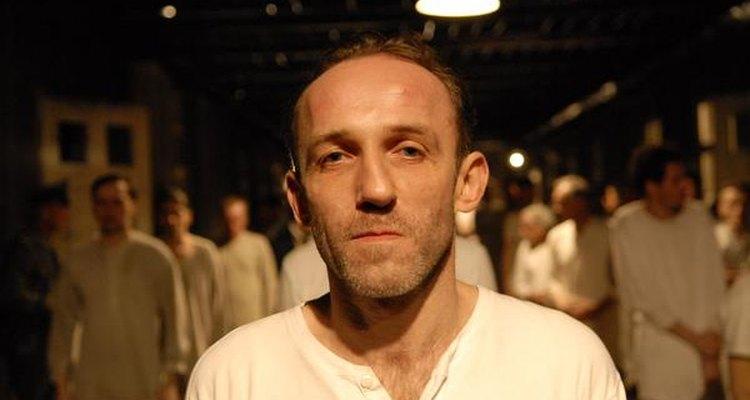 Karl Markovics en el papel de Salomón Sorowitsch.