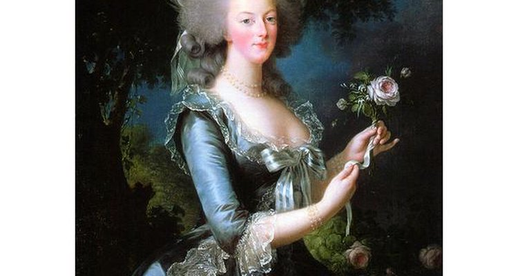 Murió decapitada en el año 1793 después de la abolición de la monarquía.