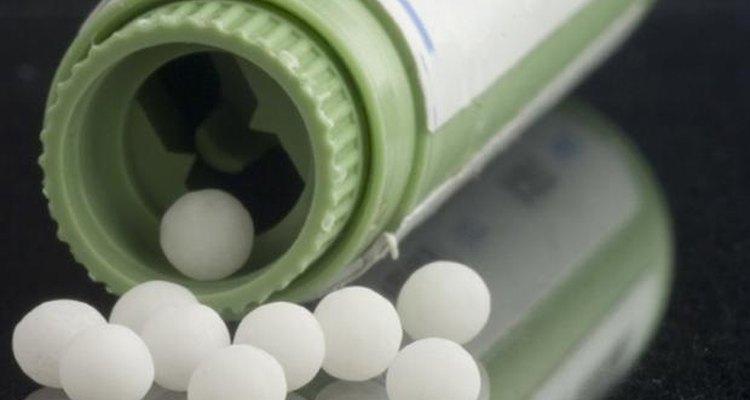 Medicamentos homeopáticos podem aliviar uma hérnia hiatal