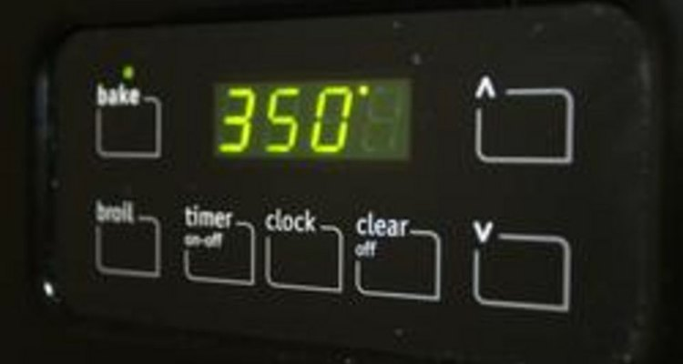 Preaqueça o forno