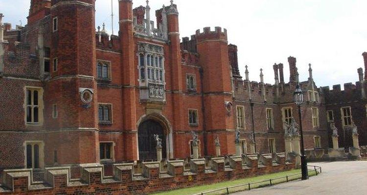 El hogar de Enrique VIII.
