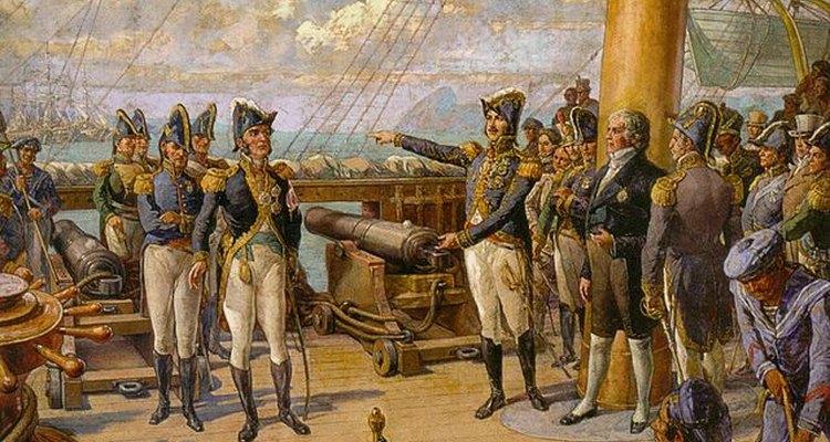 A Independência foi forjada com muitas batalhas