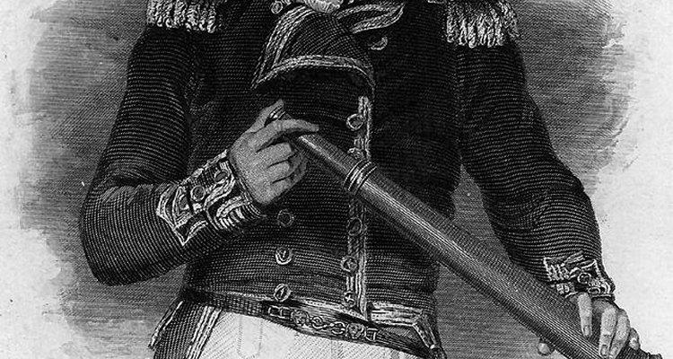 Um brilhante almirante escocês foi chamado para ser o comandante supremo dos navios brasileiros na luta contra Portugal