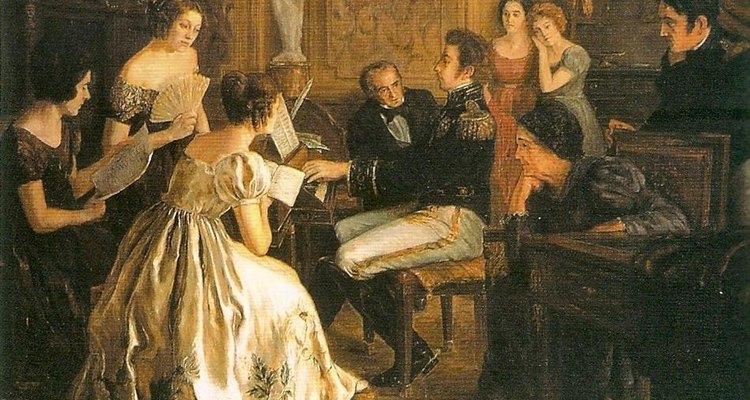 D. Pedro compôs um hino para celebrar a independência brasileira
