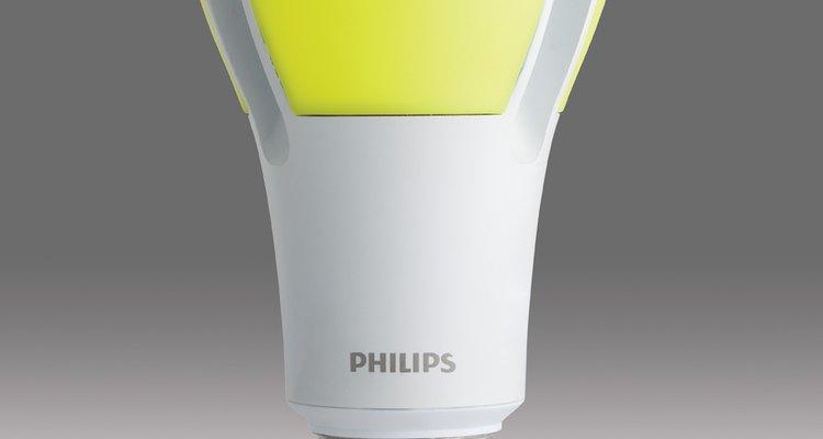 Lâmpada LED de 10 watts de baixo consumo Phillips