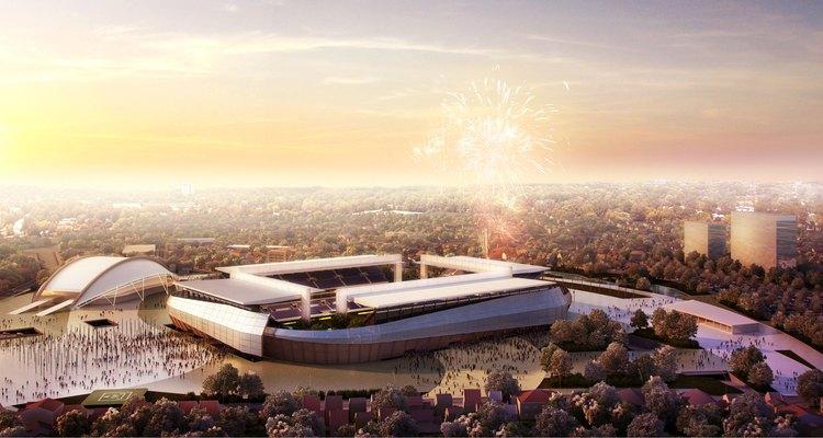 A Arena Pantanal será uma das principais atrações da Copa do Mundo de 2014