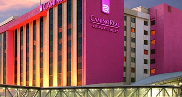 El Hotel Camino Real es la obra más famosa de Legorreta.