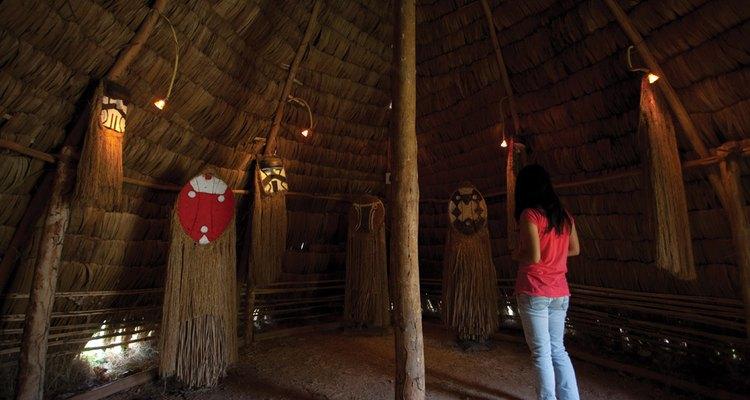 O Museu Rondon abriga peças indígenas de verdade