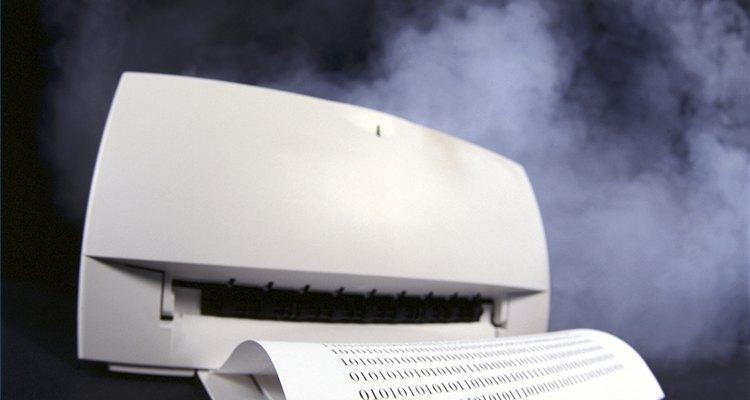 Faça uma capa protetora para impressora