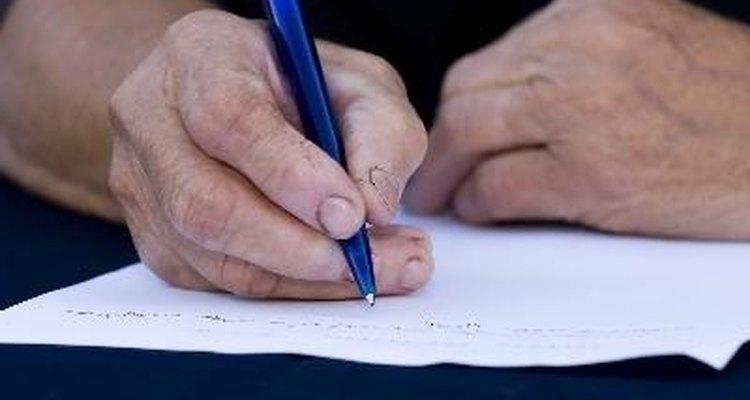 Escreva uma carta de negociação de dívida