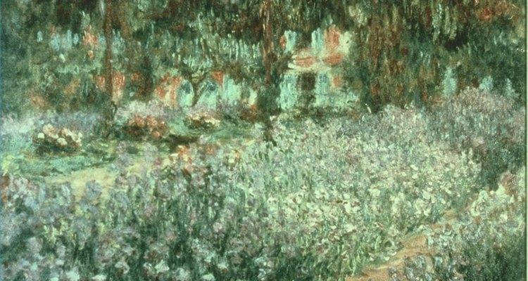 Pintar no estilo Impressionismo