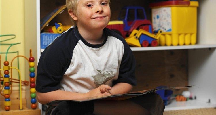 Crianza de un niño con síndrome de Down.