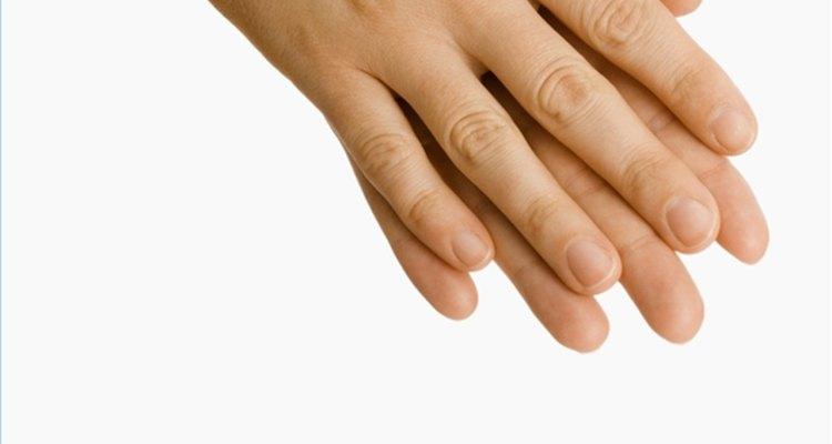As mãos são áreas difíceis de tatuar