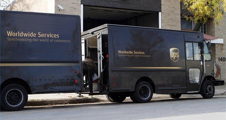 Conviértete en conductor para UPS.